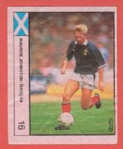Scotland Maurice Johnston Glasgow Rangers 16